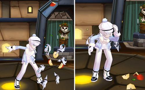 超人气的二次元动漫格斗网游《艾尔之光》